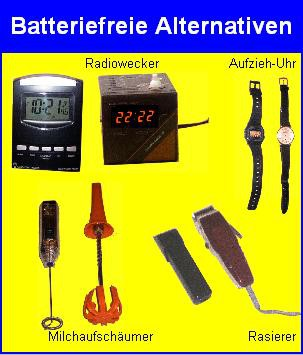 2075 Tipp72 Batteriefreie Alternativen