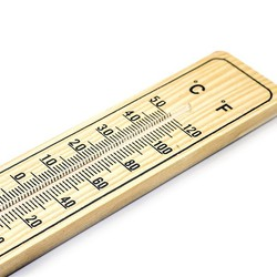 Zimmerthermometer / Foto: Chillsoffear Pixabay