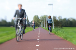 1399 Fahrräder / Foto: European Cyclists' Federation (CC BY 2.0)