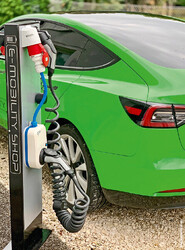 "800 22-kW-Wallbox ""go-eCharger"" / Foto: www.e-mobility.shop"