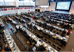 2712 Konferenz 40th Session of the IPCC 2014 / Foto: IPCC