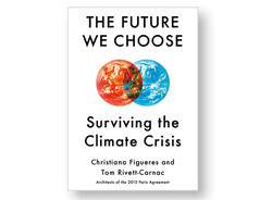 2712 Cover Buch The Future We Choose: Surviving the Climate Crisis