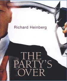Cover The Party\'s over von Richard Heinberg